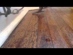 How to refinish your hardwood floors without sanding part 2 - Bing video