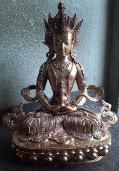 Amitabha Buddha, Statue, Art, Art Background, Kunst, Sculpture, Sculptures, Art Education