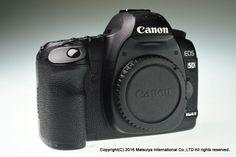 CANON EOS 5D Mark II Body 21.1MP Digital Camera 26300 Shutter count Excellent #Canon