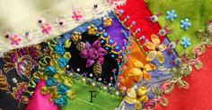 Crazy Quilt Gatherings: Please enjoy the Tutorials below