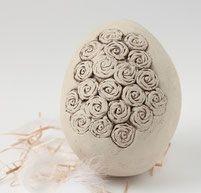 Anleitung Keramik Ei