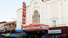 12 Historic Movie Theaters | Film buffs from all across the West love these classic movie houses.