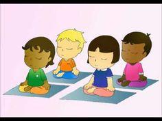 Relaxamento para Crianças | Faixa 6 | Magda Vilas-Boas