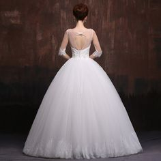 Ya Lei bride wedding dress 2014 new autumn and winter word shoulder sleeve Slim yards bandage dress Qi