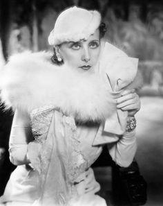 Actress Lil Dagover, 1932.