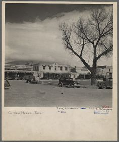 Taos, New Mexico. April 1936, Dorothea Lange (pinned by haw-creek.com)