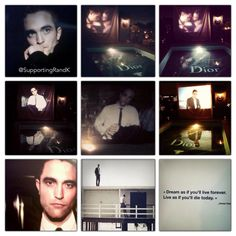 Rob's the new face of Dior!!!!!!   #DiorRob