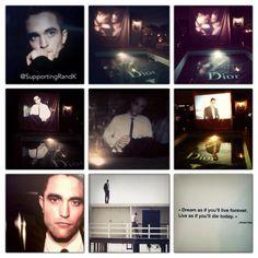Rob's the new face of Dior!!!!!!   #DiorRob