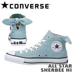 Converse All Star Sherbee Hi...for some reason I just really like these