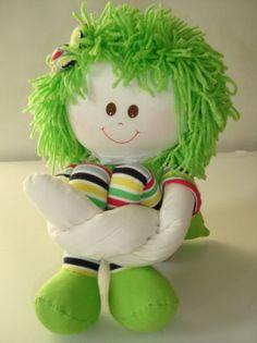como fazer boneca de pano a mão - Pesquisa Google