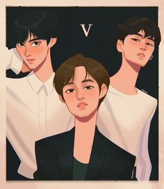 by Chalseu on FanBook Character Drawing, Character Design, Kpop Drawings, Sm Rookies, Dibujos Cute, Korean Art, Kpop Fanart, Nct Dream, Nct 127
