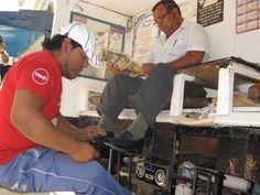 AREQUIPA. Lustradores de calzado quieren seguro de salud http://hbanoticias.com/9398