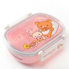 Home & Kitchen / Bento Containers / Rilakkuma Tight Lunch Boxes
