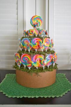 "lollipop ""cake"""