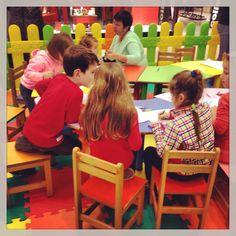 Bugün yolunuz #TerraCity'e düşerse çocuklarınızla harika anlar geçirebilirsiniz.