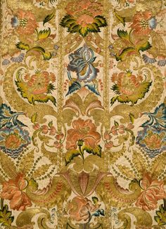 17th century French embroidery