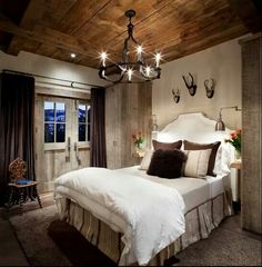 Such a wonderful guest bedroom