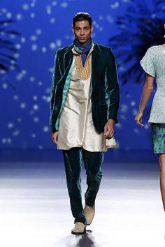 Fashion Week Madrid. Otoño/Invierno 2014-2015. Francis Montesinos
