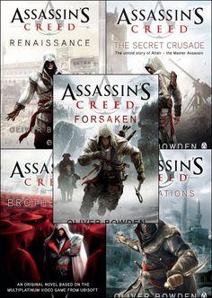 assassins creed books - Google Search