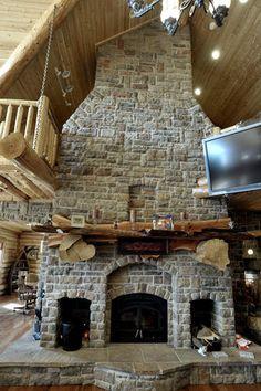 Tuscola Log Home