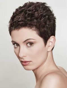 Curly Pixie Haircuts For 2018 Pixie Short Hairstyle Ideas Hairstyles within size 1000 X 1250 Very Short Curly Pixie Hairstyles 2017 - As tempting as it Short Curly Pixie, Curly Pixie Hairstyles, Short Red Hair, Super Short Hair, Short Pixie Haircuts, Curly Hair Cuts, Hairstyles Haircuts, Short Hair Cuts, Curly Hair Styles
