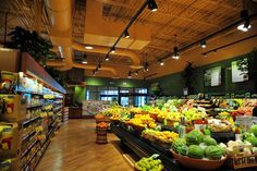 Inside New Frontiers Natural Marketplace in Flagstaff
