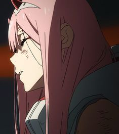 Animated gif about gif in Darling in the frankxx by ~ Naho ~