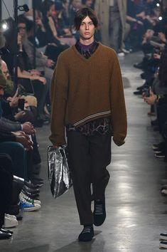 Lanvin Fall 2018 Menswear Collection - Vogue