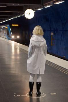Waterproof jacket, 59€ Order via email to meandmsk@gmail.com