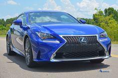 2015 Lexus RC 350 F Sport Review & Test Drive http://www.automotiveaddicts.com/55686/2015-lexus-rc-350-f-sport-review-test-drive
