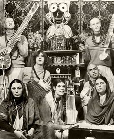 Two albums of rare photos of Yamuna Devi from the beginning of the Hare Krishna movement. She is seen with her family, then with Sri…