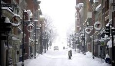 Beverley Street in Staunton, VA. We're going here next month for a long weekend of shopping and having fun!