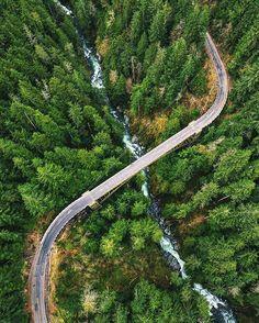 Way way up. | #neverstopexploring #exploremore #carbonriver