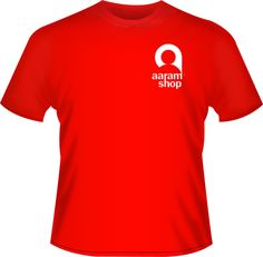 aaramshop Red t-shirt