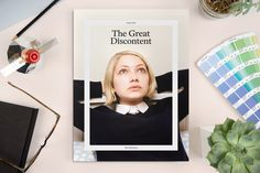 The Great Discontent Magazine Cover