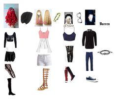 """""""concert outfits"""" by lilly-n-hood-sos on Polyvore"""