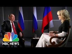 (280) President Vladimir Putin On Russian Election Interference (Full Exclusive) | Megyn Kelly | NBC News - YouTube
