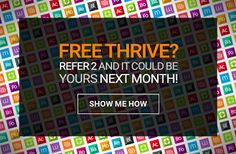 Stretching the One Income Dollar: Have You Heard of #Thrive? Want To Get Your Own Fo...