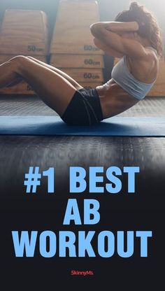 Do you know what the #1 Best Ab Workout is? #fitness #abs #workout