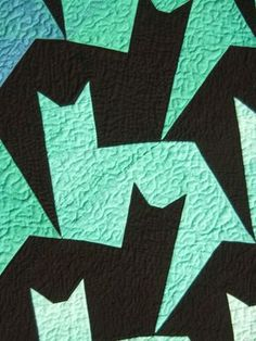Tessellating Tabbies, detail
