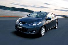 New Mazda 2 Maxx Sedan