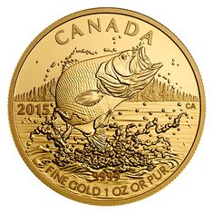Canada 200 Dollars Gold Coin 2015 Largemouth Bass Obverse: Susanna Blunt's design of Her Majesty Queen Elizabeth II. Bullion Coins, Gold Bullion, Ancient Egyptian Art, Ancient Aliens, Ancient Greece, Ancient History, Canadian Coins, Coins Worth Money, Gold Money