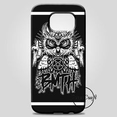 Bring Me The Horizon Owl Logo Samsung Galaxy Note 8 Case | casescraft