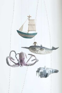 Glamour Drops by Blue Fruit :: a quest for the glamorous details in life ::: Christmas Decorating: Day 7: Lakes & Oceans...
