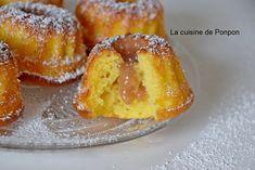 Bundt cake au mascarpone et parfumé au citron