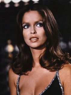 Anya Amasova (Barbara Bach) - The Spy Who Loved Me (1977)