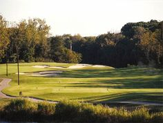 President's Reserve at Hermitage Golf Course in Old Hickory, Tennessee
