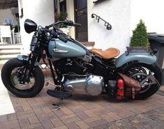 """Perfekte"" Harley Davidson Softail Springer Cross Bones 2010 Old-Style | eBay #harleydavidsonsoftailcrossbones"