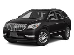 2014 Buick Enclave Premium! WANT this!!!...WILL have this!! But in the Maroon-ish red color:)