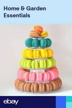 20 Best macaron stand images in 2018 | Macaron stand, Food